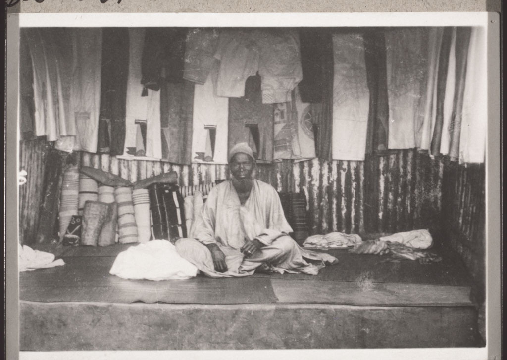 Hausa Trader in the Gold Coast, 1925