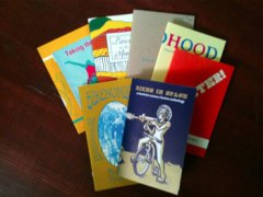 You could win these Elly Blue books & zines by donating to Streetsblog today!