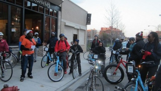 Cyclists Voice Equity Concerns About Divvy Expansion at City Hall Meeting