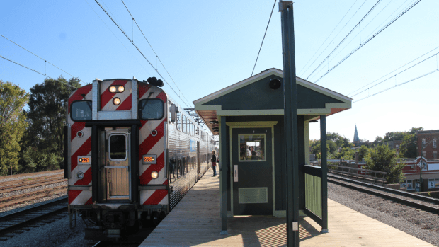 At Pullman event, residents say pilot would make Metra accessible to more South Siders