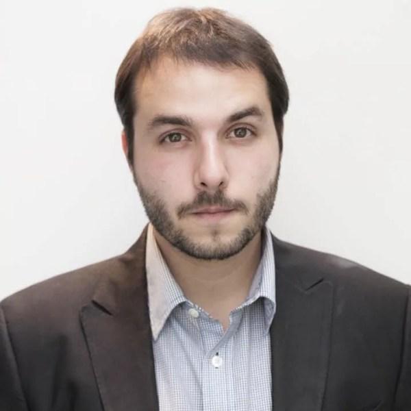 Portrait of Sylvain Malacria