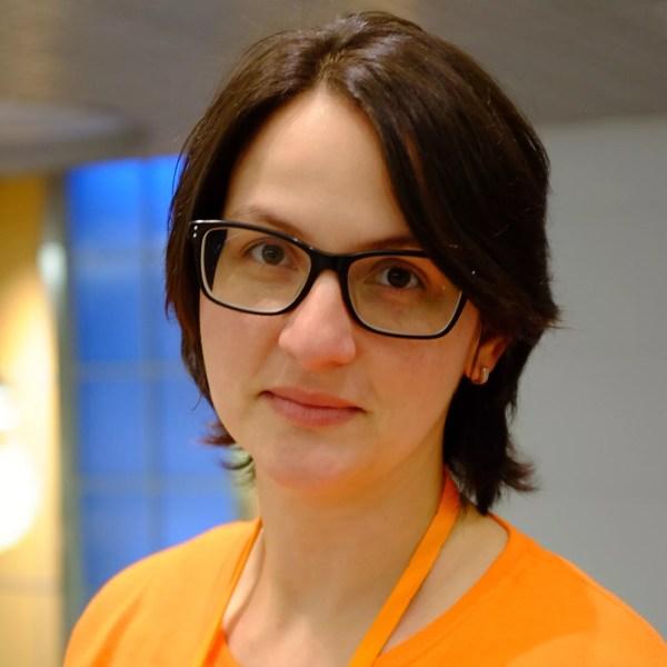 Portrait of Nicole Sultanum
