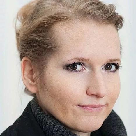 Portrait of Simone Kriglstein