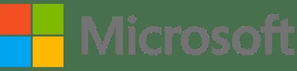 Logo of Microsoft