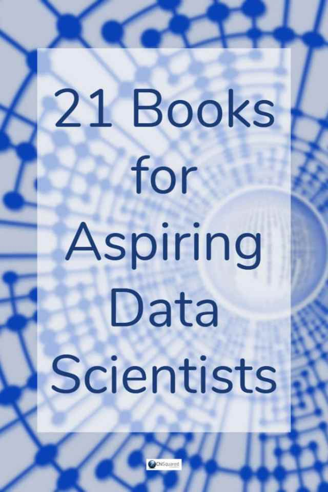 Do you want to learn data science? Here's a series of must-read books for anybody wanting a career in data science. #datascience #ebooks #machinelearning