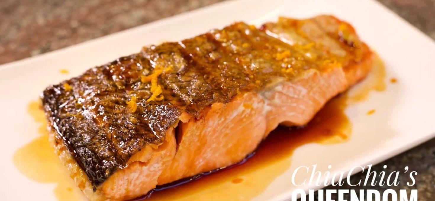 Teriyaki Salmon 照燒鮭魚