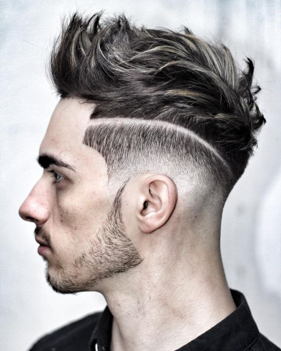 Men's Hairstyle Trends