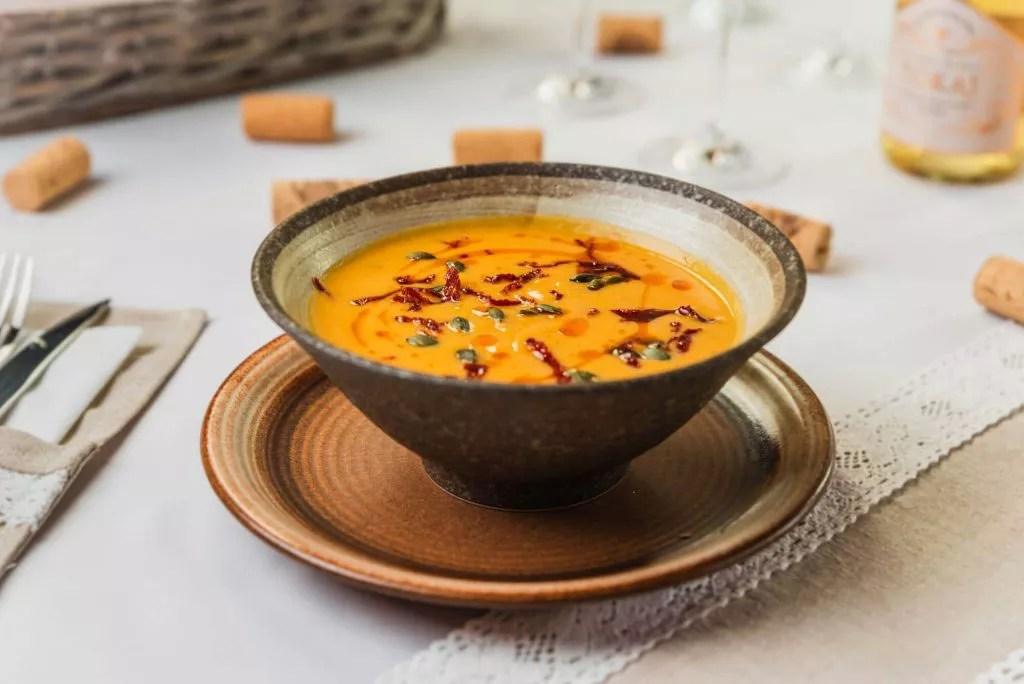 Zlatá Putňa polievka