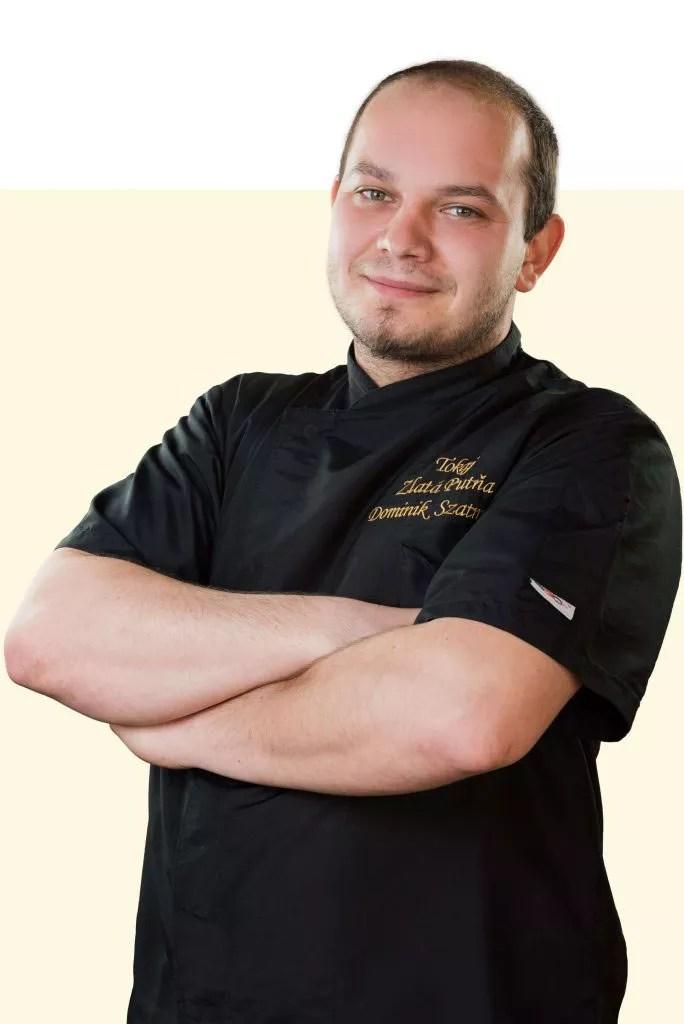 Zlatá Putňa kuchár