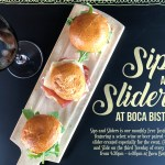 Sips and Sliders