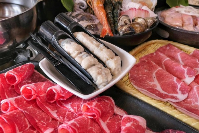 瀧厚鍋物|肉肉控必收藏!主打厚切肉的台中火鍋~