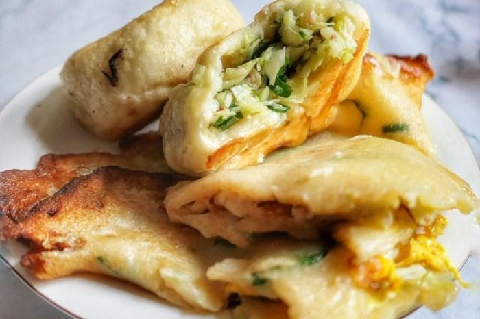 有春早點|大雅必吃超人氣傳統早餐 必點水煎包、粉漿現做蛋餅、燒餅油條