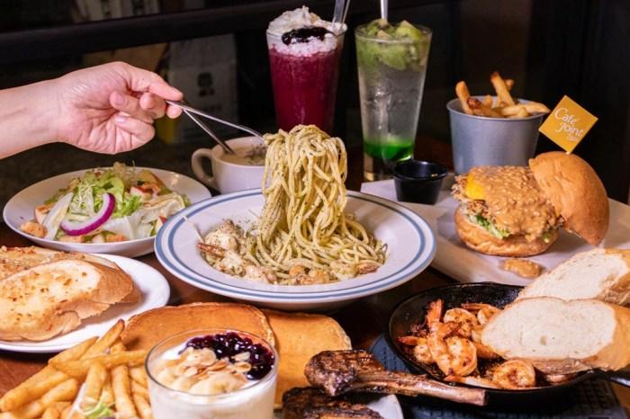 Burger Joint 7分so|2020年新菜單特輯!台中最經典又正統的美式漢堡 可換蔬食漢堡/寵物友善