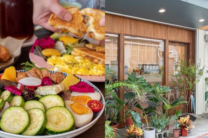 阿飛brunch 台中後火車站早午餐推薦