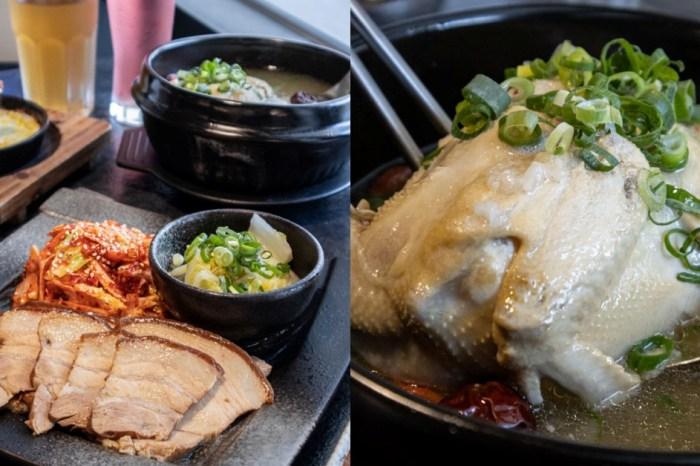 拉拉廚房 中科商圈米平方廣場韓式餐廳