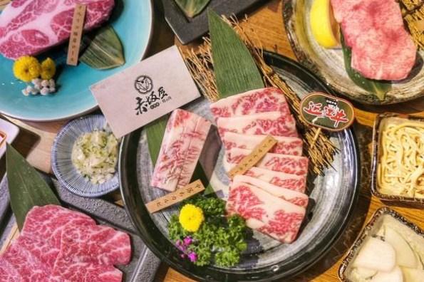 赤坂屋日式燒肉 台灣最老燒肉店 日本各區各部位的和牛任你選!