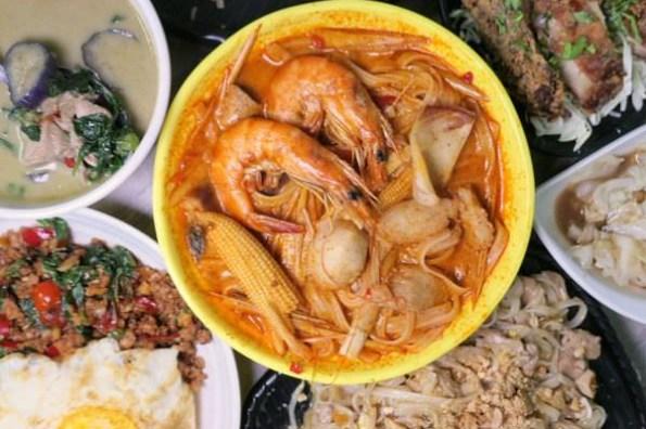 泰象泰式料理|軍功路上平價泰式料理 每道都道地好吃超美味!