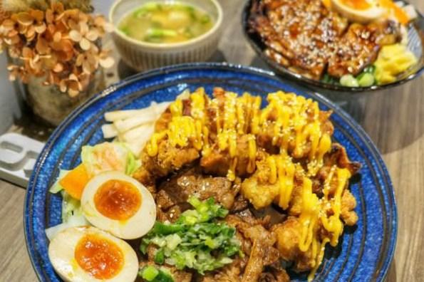 台中西區|初燒肉 五權路上美味燒肉飯 每種主餐都很有記憶點