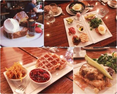溫哥華最高人氣排行1(Cafe Medina) x 2(Twisted Fork)的超必吃邪惡早午餐