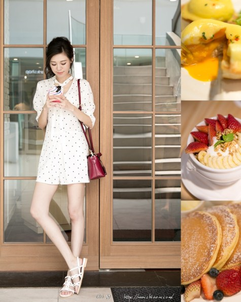 紐約早餐女王Sarabeth's的約會x K.Choice新品ootd