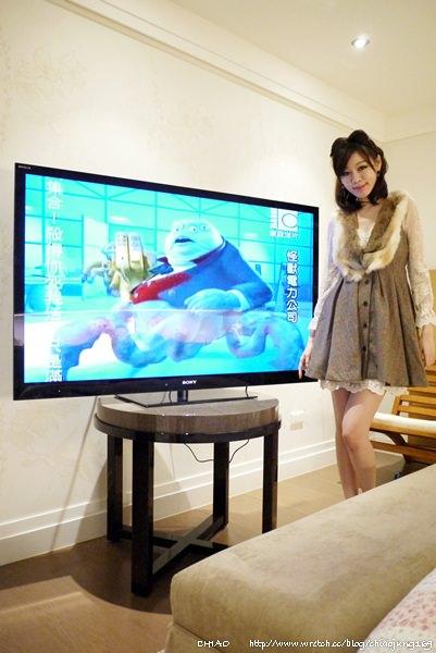 招待視覺。超上癮的視覺饗宴Sony Bravia 55NX720