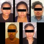 Detiene Fiscalía del Estado a cinco personas por secuestro de menor de edad en Mezcalapa