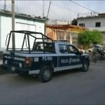 Asaltan y balean a policía en Tuxtla.