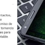 Hackean celular de Rutilio Escandón