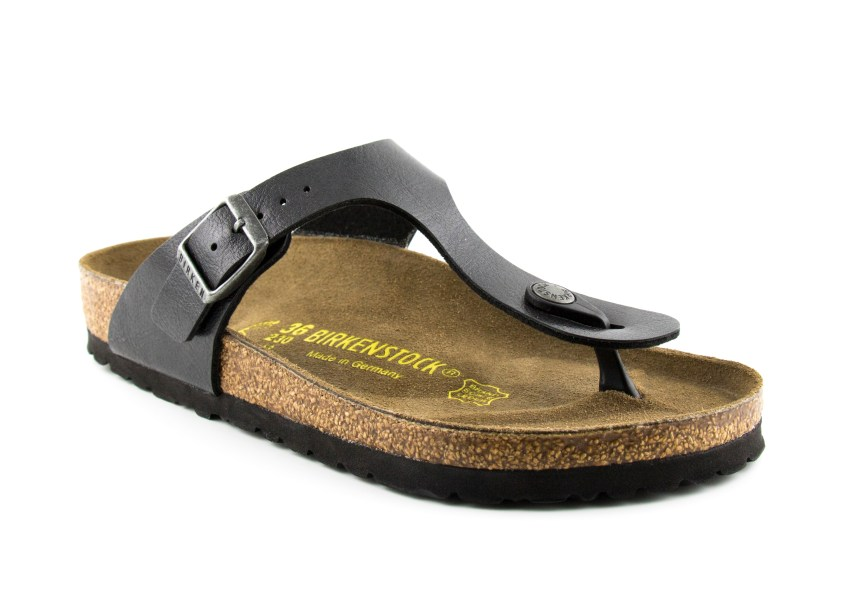 a0eac065882 Birkenstock GIZEH - LICORICE - Chiappetta Shoes