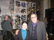 Con Nino Mustica alla Triennale di Milano