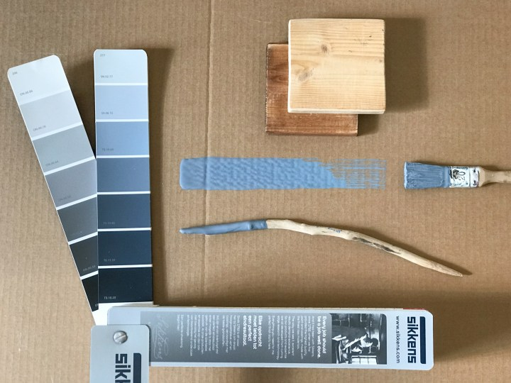 FINALMENTE CASA – Come scegliere il colore delle pareti