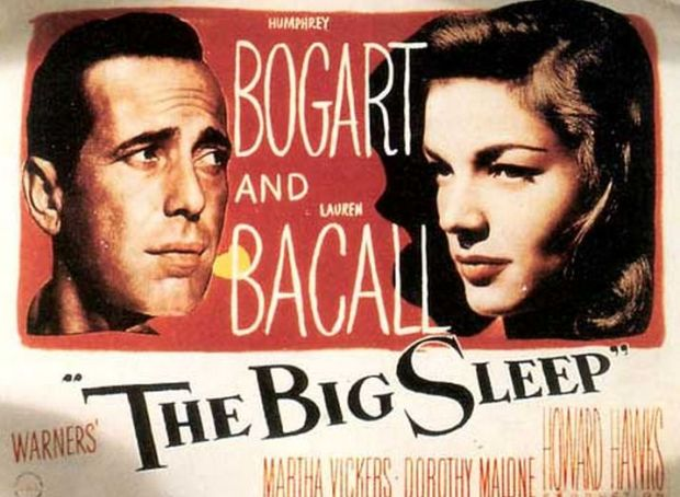 cinema noir bogart