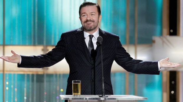 the-golden-globes-Ricky-Gervais