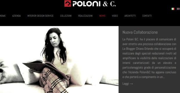 poloni web