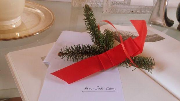 Quelli che riporterò qui non sono esattamente i regali che mi aspetto di trovare sotto l'abete la mattina del 25 dicembre, ma sono i miei (piccoli e grandi) desideri che mi piacerebbe si concretizzassero.
