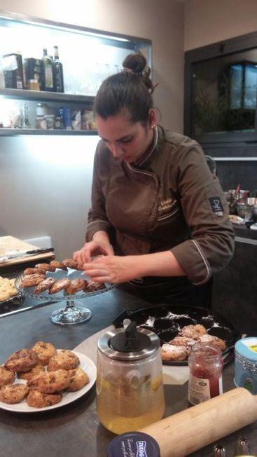 Non si può che definire goloso l'appuntamento di Cucina 33 con Giula Cerboneschi, che nel 2016 è stata nominata da Gambero Rosso come migliore pasticciera emergente.