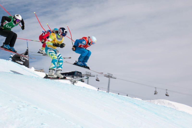 Audi Skicross Tour, Crans-Montana