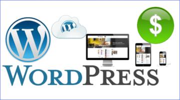 Làm Website bằng WordPress kiếm tiền Online cho người mới