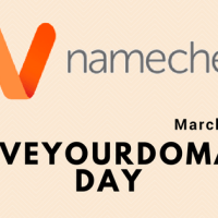 Move Your Domain Day 2018 – Transfer tên miền về Namecheap chỉ 3.98$
