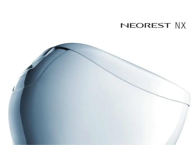 TOTO「ネオレストNX」