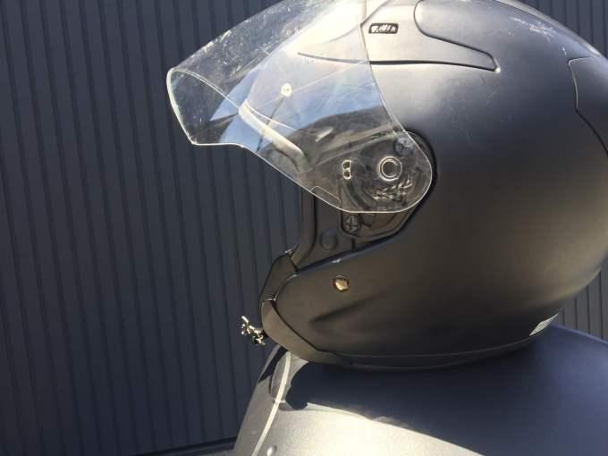 Yj-17  フルフェイスのヘルメット