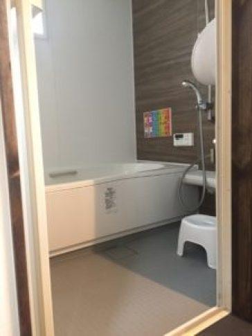 アライズ 浴室