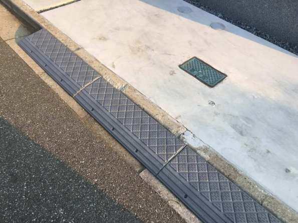 水道の元栓は道路から近い場所にある