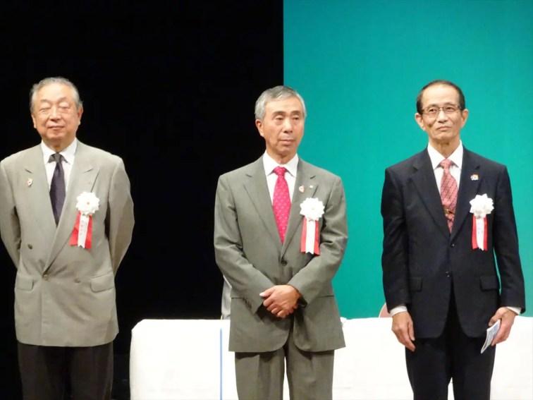 中央:第3分区B金親博榮ガバナー補佐