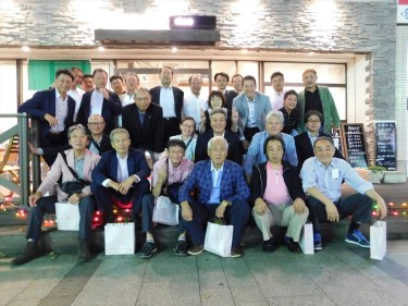 週報 2016年10月20日 第836回 横浜緑RC合同コンペ・合同例会