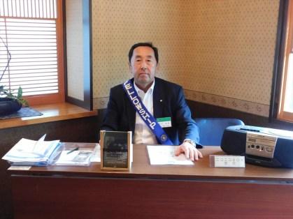司会進行 岡田プログラム委員長