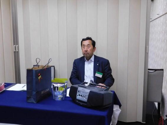 司会者:岡田プログラム委員長