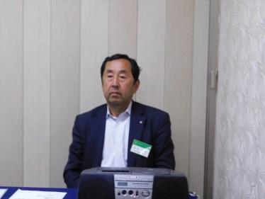 岡田プログラム委員長