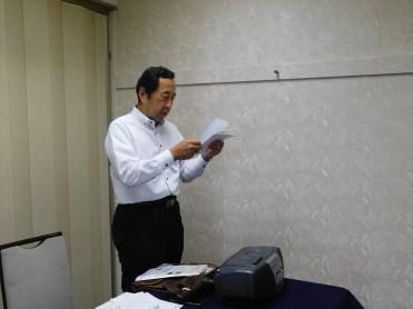 岡田プログラム委員長 ニコニコBOX報告
