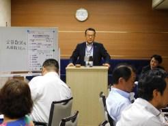 委員会報告 岩村社会奉仕委員長 7/29裕和園ボランティアについて